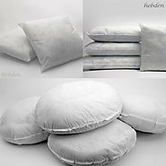 "Details about  14"" x 20"" Oblong Cushion Inner Pad Hollowfibre Filling (35cm x 50cm)"