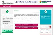 JEE Main Result 2019: The National Tasting Agency (NTA) Declared JEE Main Results - FREEJobALERT: Recruitment News, G...