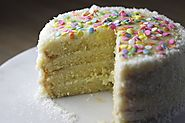 Cook Raffaello Coconut Cake #Coconut Cake Food lover's
