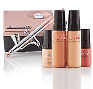 Airbrush Cosmetics, Makeup, Foundation, Kit & Machine | Luminess Airbrush Makeup System
