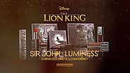 Introducing the Disney Lion King Cosmetic Collection by Sir John and Luminess Cosmetics