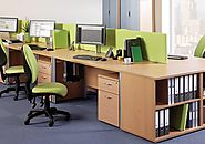 Furniture Ideas for Your New Contemporary Office Space
