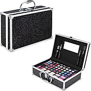 Black Glitter Makeup Kit