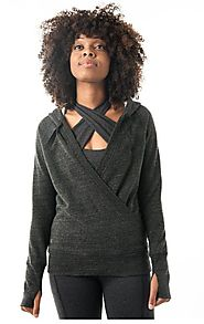 Buy Lightweight Pullover Hoodie for Women | KDW Apparel