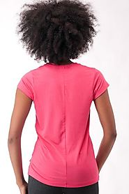 Stay Relaxed with Yoga Tops for Women | KDW Apparel