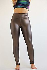 Buy Perfect Leather Leggings for Women | KDW Apparel