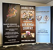 Pull Up Banners | Jennings Print