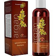 Argan Oil Hair Shampoo: Buying Guide with Reviews | Perfect Skin Fitness