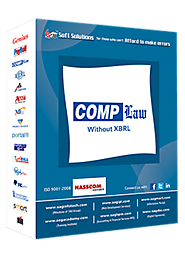 GEN Complaw - A Complete MCA E-Filing Software (Without XBRL)