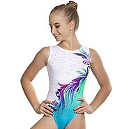 Ubuy Finland Online Shopping For Girls Gymnastics Leotards in Affordable Prices.