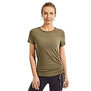 Ubuy Finland Online Shopping For Women's Yoga T-Shirts in Affordable Prices.