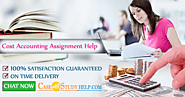 Best Cost Accounting Assignment Help | No.1 Accounting Homework Solutions