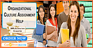 Organizational Culture Assignment Help with Sample Questions at Casestudyhelp.com