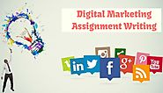Digital Marketing Assignment Help by Marketing Experts in Australia