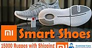 What is the price of MI smart shoes in India