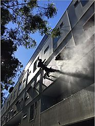 High Pressure Cleaning Sydney | High Rise Window Cleaning Sydney