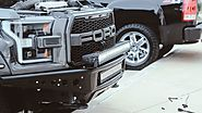 UTV LED Light Bars