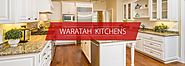 kitchen design and makeovers services in cherrybrook