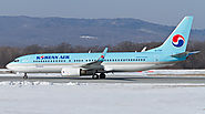 Korean Air Online Booking