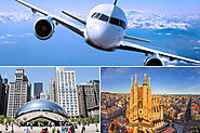 Chicago to Barcelona Flights
