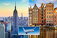 New York to Amsterdam Flights