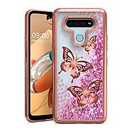 Ubuy Belgium Online Shopping For Cell Phone Glitter Cases in Affordable Prices.