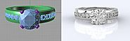3D Modeling Services Using CAD Design Software for Jewelry