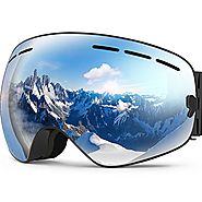 Top 10 Best Photochromic Ski Snowboard Biker Goggles Reviews 2019-2020 on Flipboard by Myana