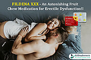 Fildena Chewable is Powerful Treatment for ED Disorders: Home: ED Therapy