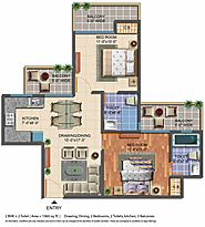 Affordable Housing Flats - Residential Apartments in Noida Extension