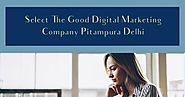 Digital Marketing Company Pitampura Delhi | Infographic