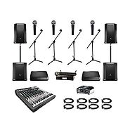 Why Don't You Obtain Backline AV Equipment Rental At Affordable Prices In Los Angeles? - geoevent
