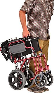 Top 10 Best Medical Lightweight Transport Wheelchair Reviews 2019-2020