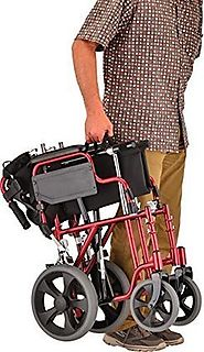 Top 10 Best Medical Lightweight Transport Wheelchair Reviews 2019-2020 | Ideas