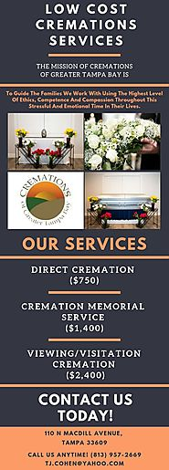 Low Cost Cremations Service