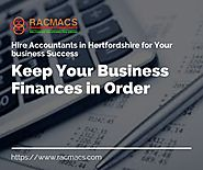 Keep Your Business Finances in Order | Accountants Hertfordshire