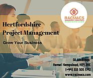 Best Hertfordshire Project management Consulting Firm | RACMACS