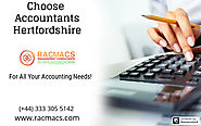 Hire Top Notch Tax Accountant Hertfordshire | RACMACS
