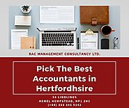 File Your Accounts & Grow Your Business with Accountants Hertfordshire