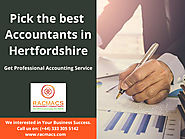 Keep Track of Your Business Accounts with Accountants Hertfordshire