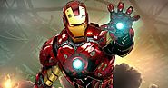 Iron Man (Tony Stark) Comics Character - MARVEL COMIC ARTS IN WORLD
