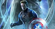 Captain America Comics Character - MARVEL COMIC ARTS IN WORLD