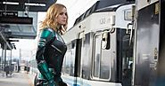 Captain Marvel movie review: Brie Larson stars in a full-length trailer for Avengers Endgame - MARVEL COMIC ARTS IN W...