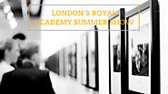 London's Royal Academy Summer Show