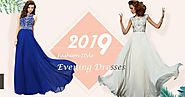 Prom Dresses & Evening Dresses 2019 Fresh Collection