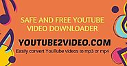 How to convert YouTube to mp3 without downloading software