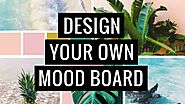 How To Design Your Own Mood Board If You're Not a Designer | Step by Step Easy Tutorial Using Canva