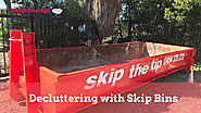 Decluttering with Skip Bins - Skip the TipSkip the Tip