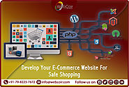 Develop Your E-Commerce Website For A Safe Shopping