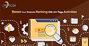 Get Your Website Rank Number 1 With Off Page Activities